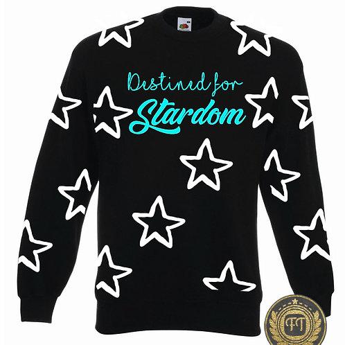 Destined for stardom - Drop Shoulder Sweater