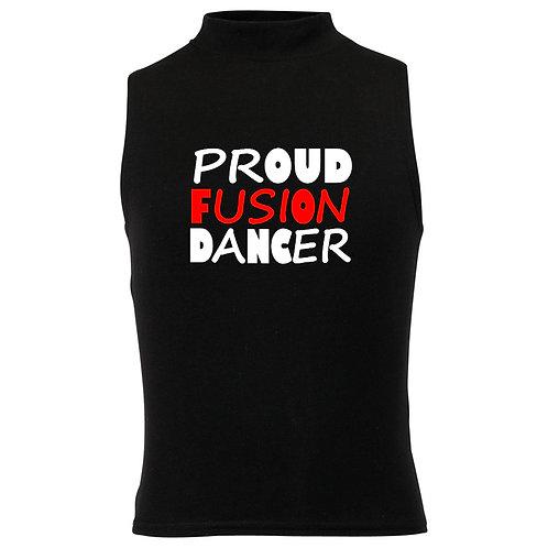 Proud Fusion Dancer Fusion Crop