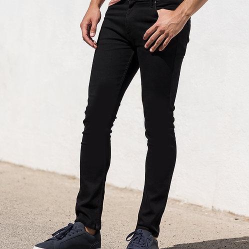 Men's Black Skinni Jeans