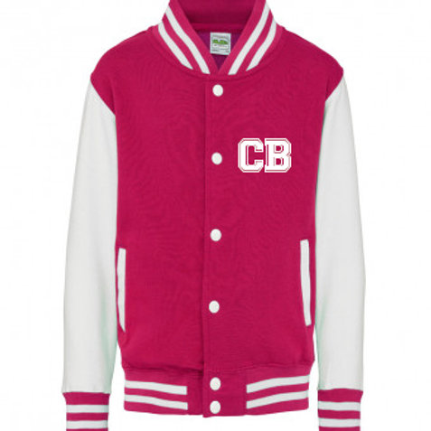 Kids Baseball Jacket - Personalised Initials