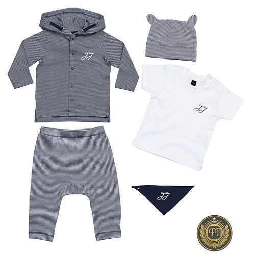 Personalised 5 Piece Toddler Tracksuit