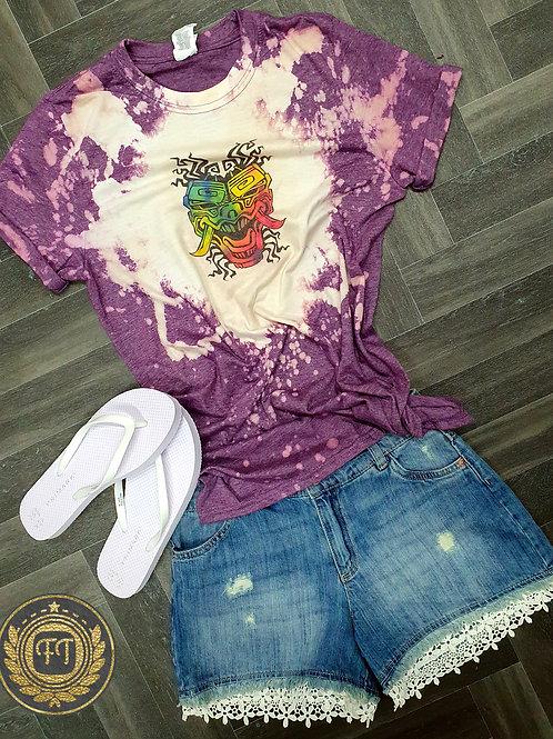 Tribe - Distressed T-Shirt