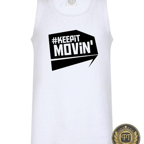 #Keepitmovin' - Feel Good Stretch Vest