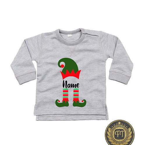 Elf Me - Family Toddler Twinning Sweater