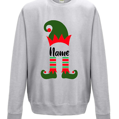 Elf Me - Family Childs Twinning Unisex Sweater