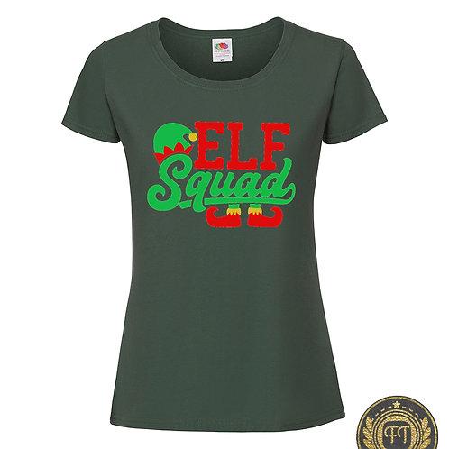 Ladies - Elf Squad - T-shirt