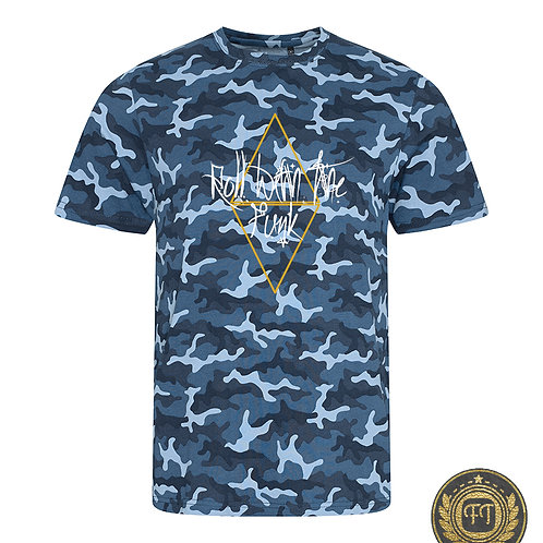 Roll with the funk - Camo T-shirt