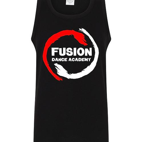 Adult's Fusion Black Vest