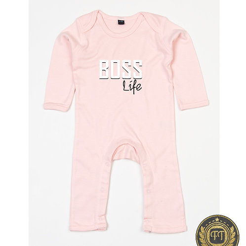 Boss life - Baby Rompersuit