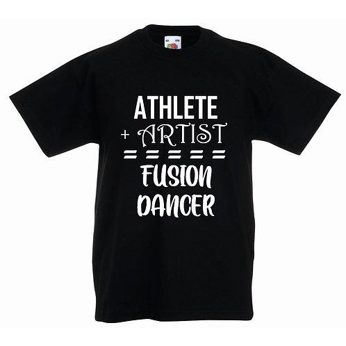 Athlete + Artist Fusion T-shirt