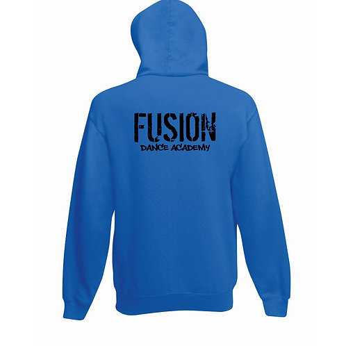 Child's Fusion Royal Blue Pull Over Hoodie