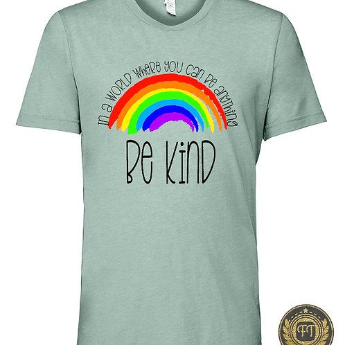 In a world where - Tri-Blend T-Shirt