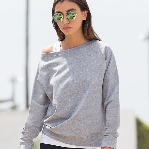 Ladies Slounge Sweatshirt