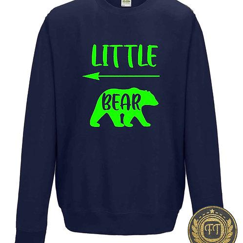 Little Bear - Family Twinning Sweater
