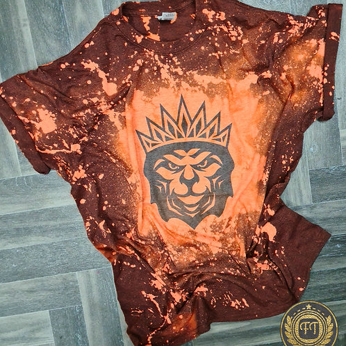 CROWN- Distressed T-shirt