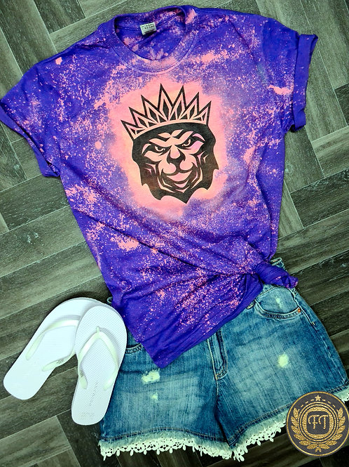 CROWN - Distressed T-shirt