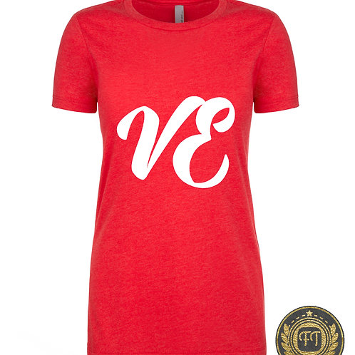 Ladies Family Valentines - T-shirts