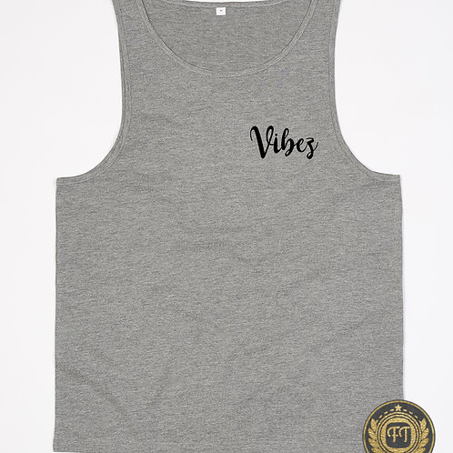 Vibez - Drop Armhole Fashion Fit