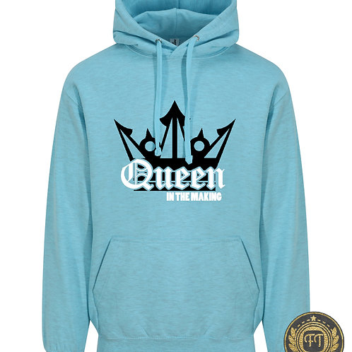 Queen in the making - Surf Hoodie