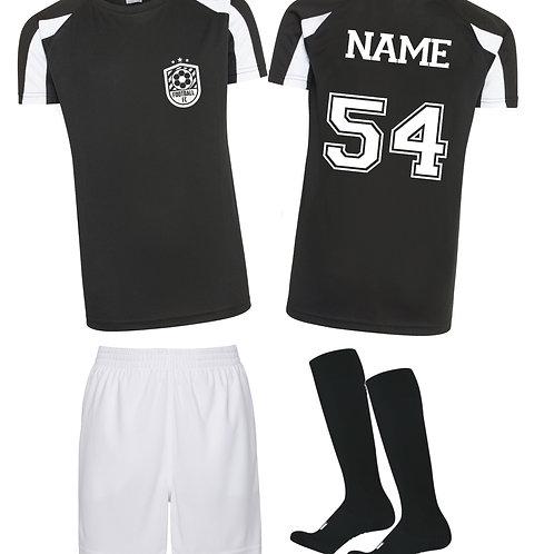 Personalised Football FC Kit