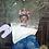 Thumbnail: #Mumlife UK - Distressed T-shirt