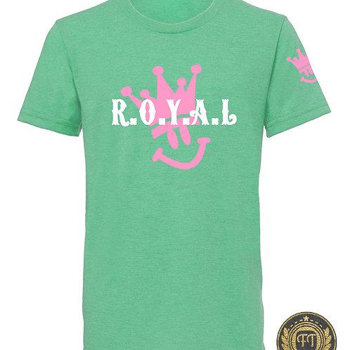 R.O.Y.A.L - Tri-Blend T-Shirt
