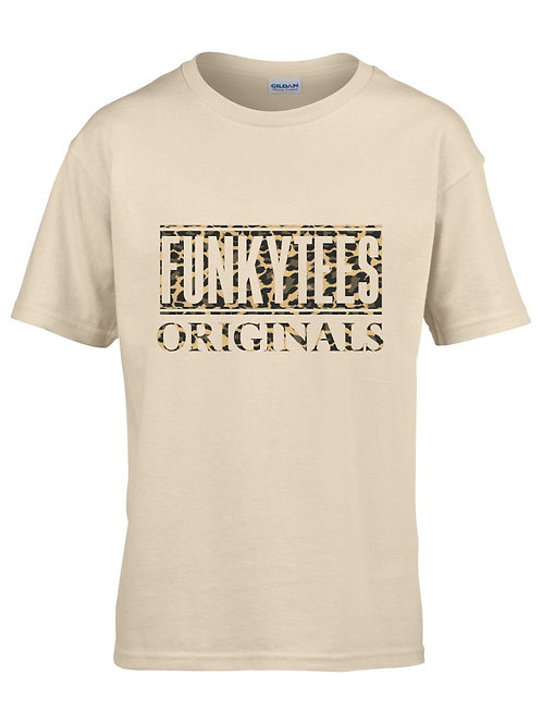 Ladies Funky Tees Originals T-shirt