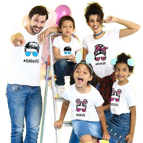 Family Matching Life T-shirts