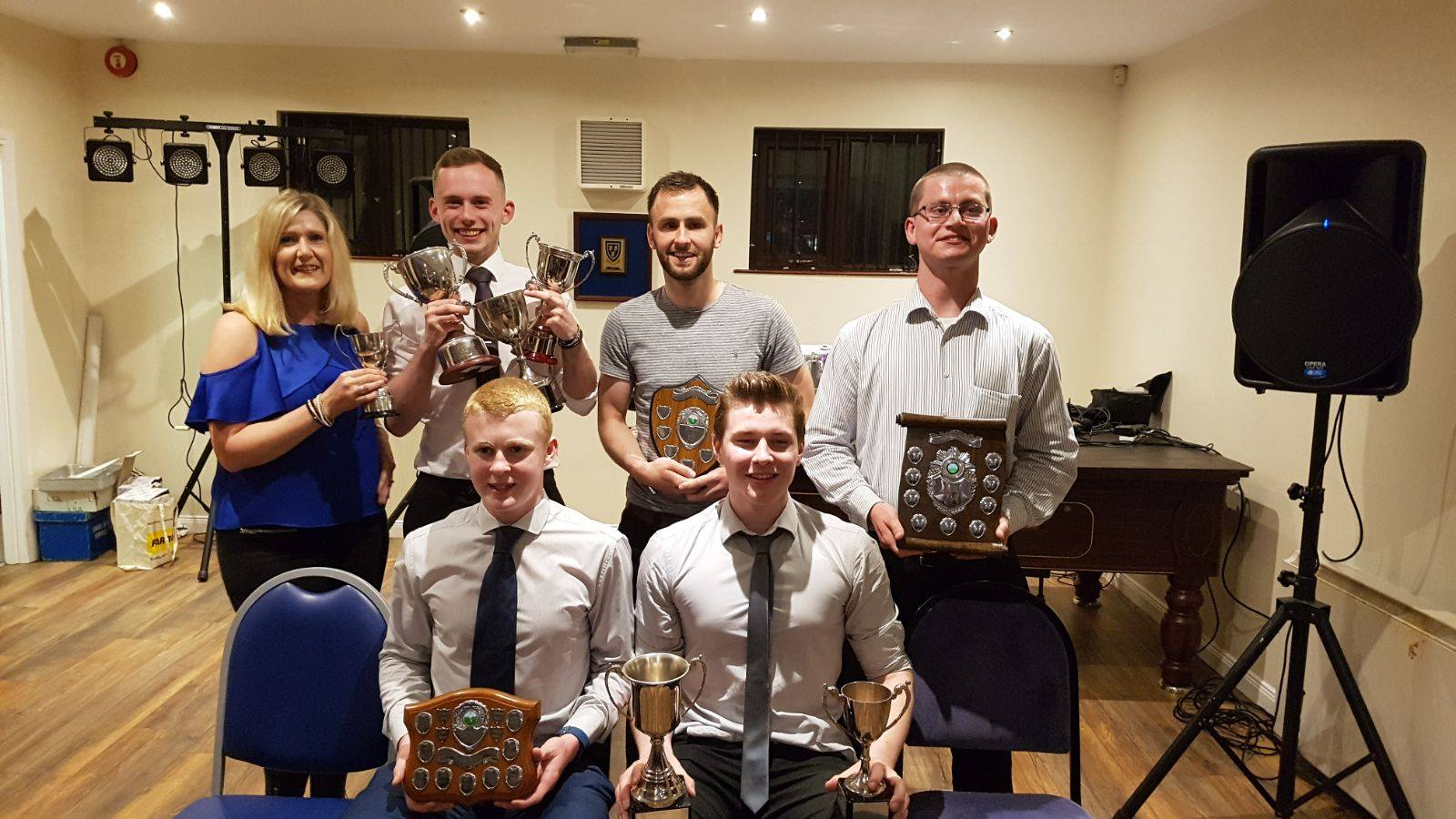 Awards Winners 2016/17