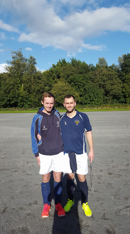 Goal Scorers 30/09/17
