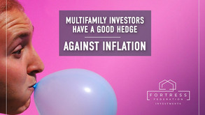 Multifamily Investors Have a Good Hedge Against Inflation
