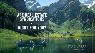 Are Real Estate Syndications Right For You?