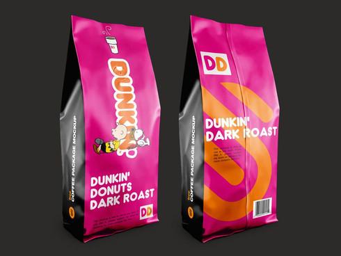 Peanuts & Dunkin'