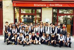 Choeur Préparatoire à Paris
