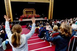 Concert de Noël, Grand Palais