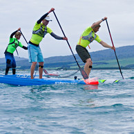 STAND UP PADDLE ENDURANCE