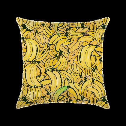 Capa de almofada Bananas