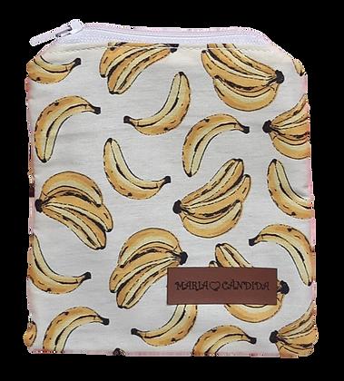 Porta Moedas Banana