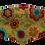 Thumbnail: Máscara 3D - Flores Amarelas