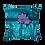 Thumbnail: Capa de almofada Águas de Março Folhas