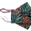 Thumbnail: Máscara 3D - Abacaxi