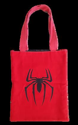 Bolsa Pintada - Homem Aranha