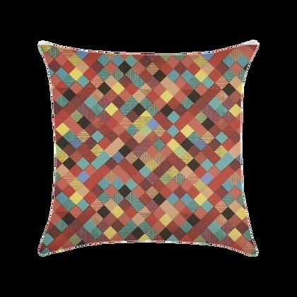 Capa de almofada Águas de Março Pixels