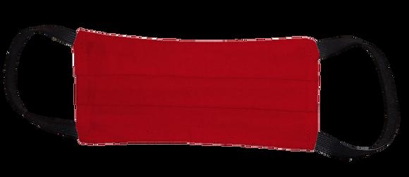 Máscara Cirúrgica - Vermelho
