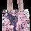 Thumbnail: Bolsa Extravaganza - Rosa / Prata
