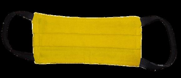Máscara Cirúrgica - Amarelo