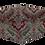 Thumbnail: Máscara 3D - Arabesco Vermelho