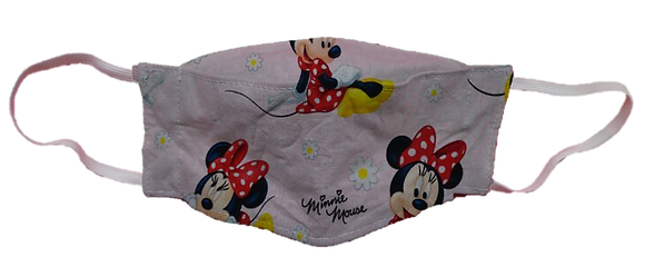 Máscara 3D - Minnie