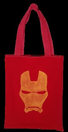 Bolsa Pintada - Homem de ferro