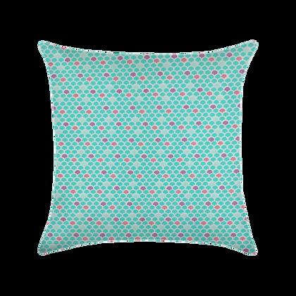 Capa de almofada Escamas